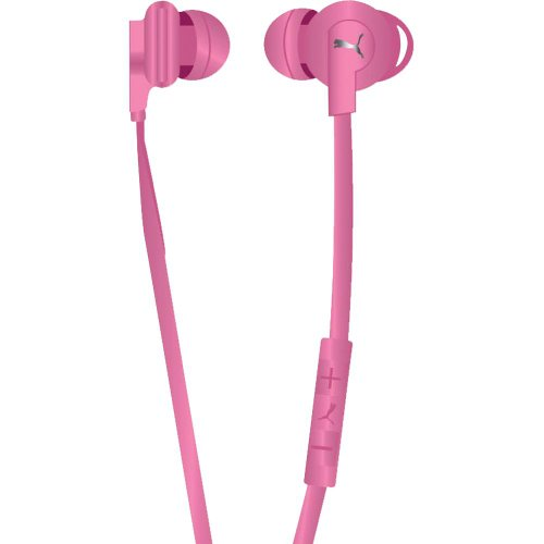 Puma Wheat Pmad6032Pnk Sport-Lite In-Ear Headphones Plus Mic - Pink
