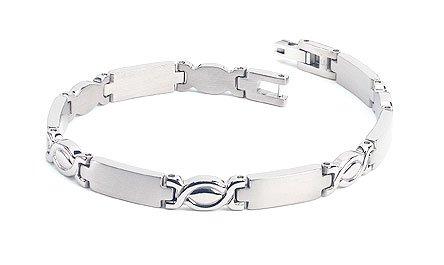 The Eternity - Titanium Bracelet