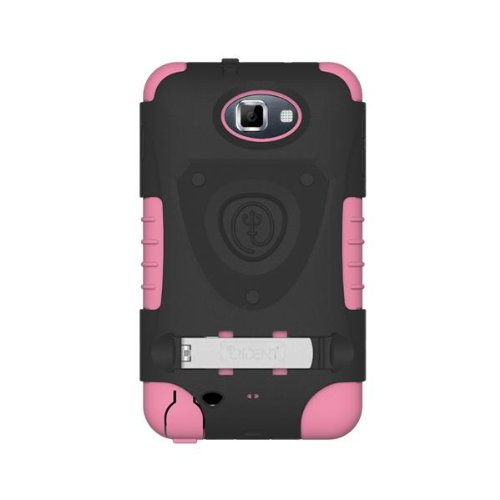 31KeWCN4aZL + Trident Case AMS GNOTE PK Kraken AMS Case for Samsung Galaxy Note    1 Pack   Retail Packaging   Pink Discount