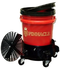 Car Wash Bucket With Wheels