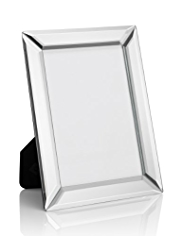 "Art Deco Design Photo Frame 13 x 18cm (5 x 7"")"