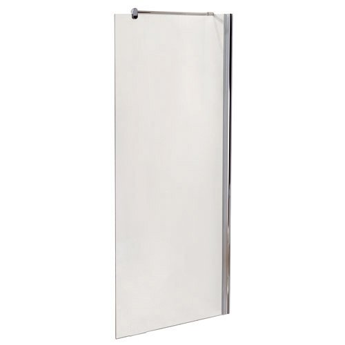 Minimalist Wetroom Glass Panel Screen 800mm