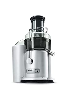 Breville JE98XL Juice Fountain Plus 850-Watt Juice Extractor by Breville