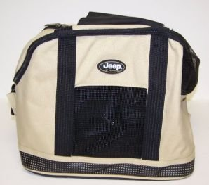 Vo-Toys Jeep Urban Sling Khaki - dog carriers and dog strollers :  dog carriers pets dog dogs
