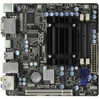 ASRock Atom D2700搭載 Mini-ITXマザーボード AD2700-ITX