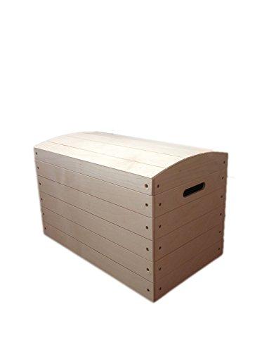 coffre a jouet en bois les bons plans de micromonde. Black Bedroom Furniture Sets. Home Design Ideas