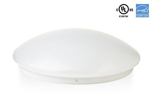 Hyperikon LED Flush Mount Ceiling Light, 14