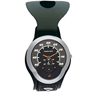 Fastrack 3017SL01 Gents Watch - Bikers Collection