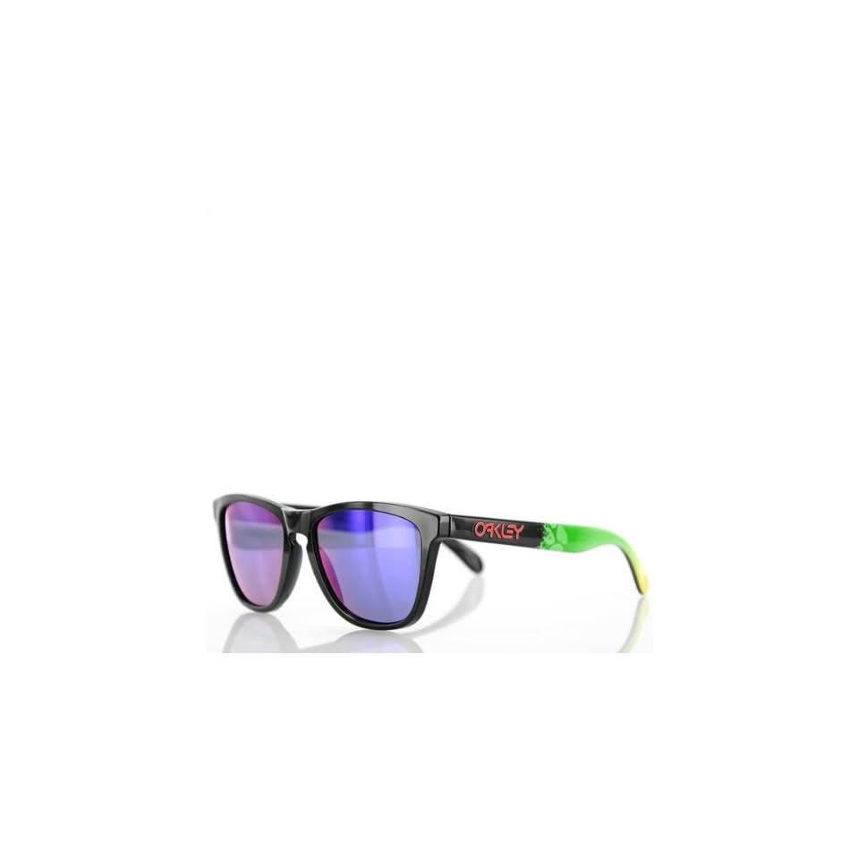 d6dfdf6e89c06 Oakley Holbrook Crystal Red Ruby Iridium Sunglasses