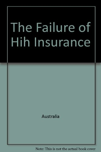 the-failure-of-hih-insurance