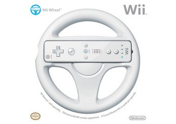 Official Nintendo Wii Wheel