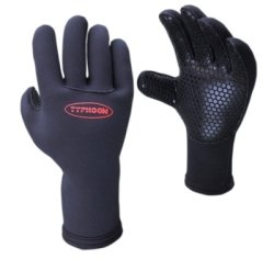 Children's Typhoon 3mm Neoprene Gloves Size Medium