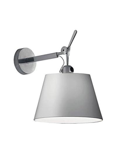 Artemide Lampada Da Parete Tolomeo Diff. 32 alluminio/Bianco