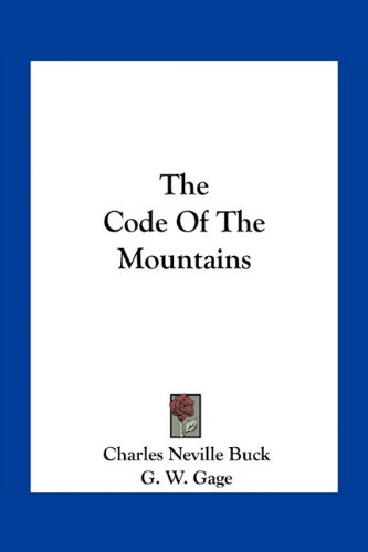 The Code of the Mountains