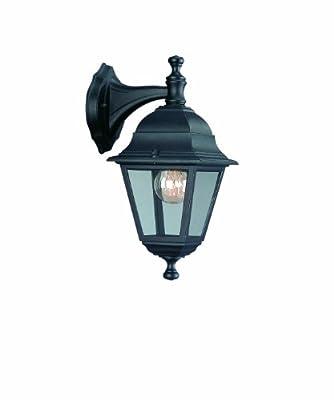 Massive 714260130 Lima Down Lantern - Black by Massive
