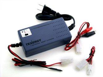 Tenergy Smart Universal Charger for NiMH/NiCD Battery Packs: 7.2V - 12V