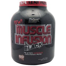 Nutrex Muscle Infusion Black Chocolate Monster 5 Lbs