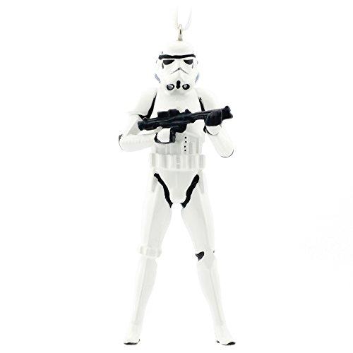 Hallmark Star Wars Storm Trooper Christmas Ornament