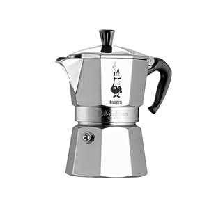 Bialetti Moka Express Stovetop Espresso Makers
