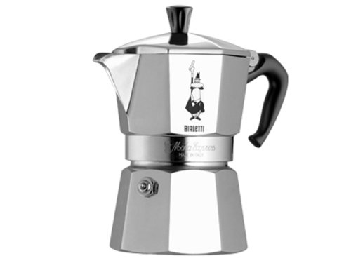 Bialetti Moka Express 1-Cup Stovetop Espresso Maker