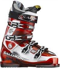 Ski Boot Men Salomon Impact 100 Cs 2013
