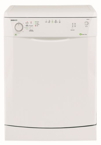 Beko DFN 2531 Lave-vaisselle 47 dB A+ Blanc