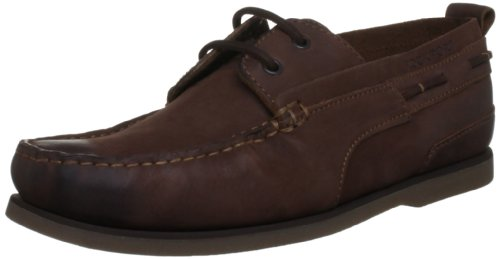 Rockport Men's Coastal Springs 2 Eye Moc Boat Shoe