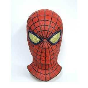 The Amazing Spider-Man Rubber Party Mask Full face Head Costume