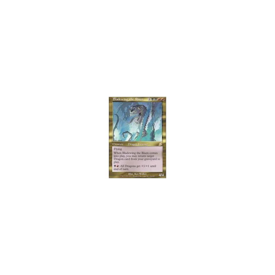 1 Bladewing the Risen Gold Scourge Mtg Magic Rare 1x x1
