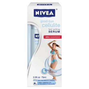 31Khs1YLWhL Best Nivea Good Bye Cellulite Serum, 2.5 ounce Tube (3 Pack) Review