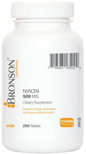 Niacin - 500 Mg. (250)