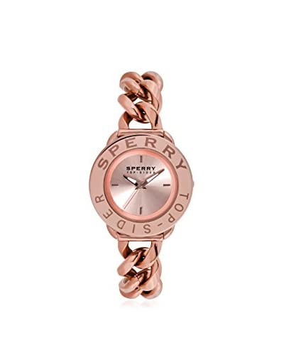 Sperry Top-Sider Women's 10019260 Newport Rose Gold-Tone Stainless Steel Watch
