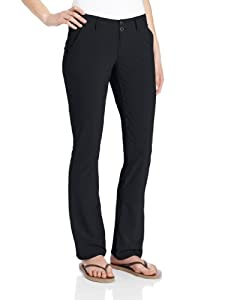 哥伦比亚Columbia女士防晒户外裤Global Adventure Adjustable Pant 卡其$39.55