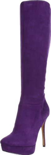Rev Nine West Women's Fullblast Knee-High Boot