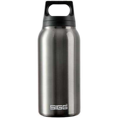 SIGG Classic Thermo 0.3-Liter Water Bottle with Tea Filter, Smoked Pearl (Sigg Water Bottle Cleaner compare prices)