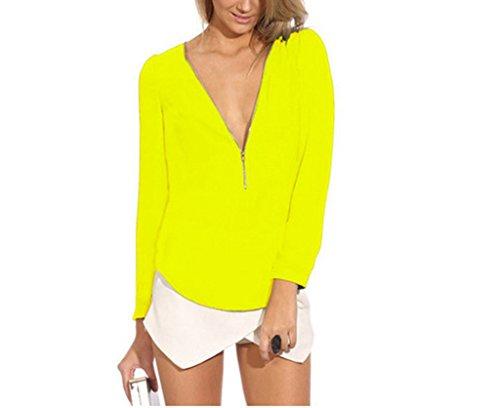 goewa-camicia-donna-yellow-xx-large
