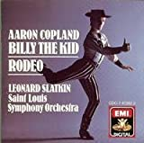 Copland: Billy the Kid / Rodeo [Complete Ballets]