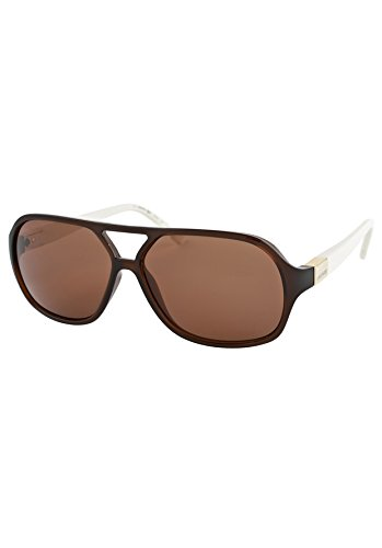 Lacoste Men's Miami Sunglasses – L502S (Brown and Cream)