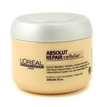 L'Oreal Professionnel Expert Serie - Absolut Repair Cellular Mask (For Very Damaged Hair) - 200Ml/6.7Oz front-300418