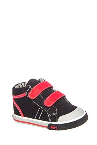 Boy's Lance Hook And Loop Sneaker