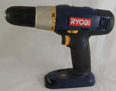Ryobi P204 18 Volt 1/2