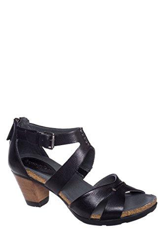 La Jolla Low Heel Sandal