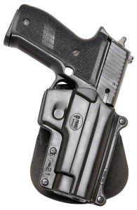 Concealed Carry Fobus Holster S&W Smith & Wesson Pistol Paddle Case HandGun & Pistol Pouch (Gun Holster For Model 6906 compare prices)