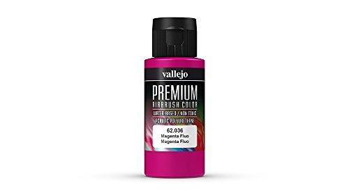 Vallejo Color Fluorescent Magenta Premium RC Colors