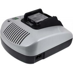 Premium Powery Akku-Ladegerät mit USB für Werkzeug Makita BHP442RFE, 100-240V
