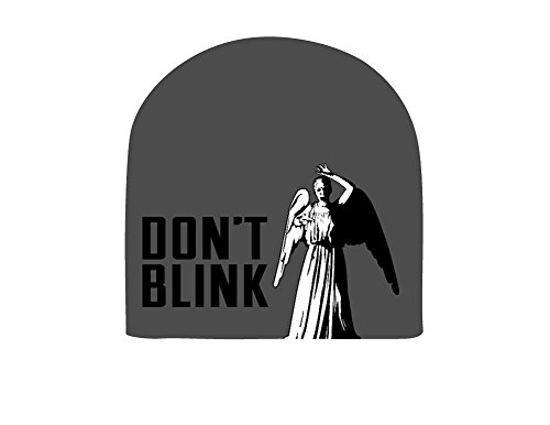 Doctor Who Don'T Blink Beanie Hat
