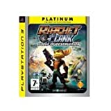 Ratchet & Clank: Tools Of Destruction - Platinum (Sony PS3)