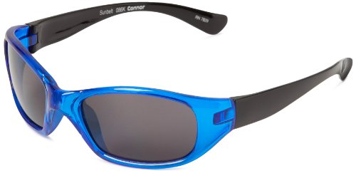 Sunbelt Connor 086 Wrap Sunglasses,Crystal Blue,52 mm (Connor Belt compare prices)