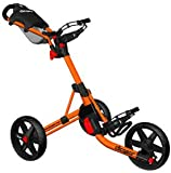 Clicgear Golf 3.0 Cart Orange