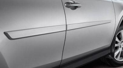 Genuine Toyota (PT938-42130-02) Side Body Molding (2015 Toyota Rav4 Door Molding compare prices)